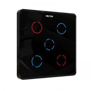 heltun-interrupteur-5-canaux-5a-z-wave-heltun-switcher-noir