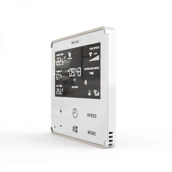 heltun-thermostat-z-wave-pour-ventilo-convecteur-verre-et-cadre-blanc